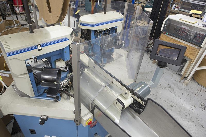 Cut Strip Terminate Machine