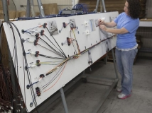Harness Assembly Board